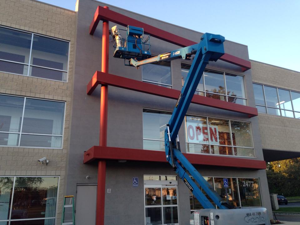 Commercial Industrial Painting Contractors - Oakland County, MI