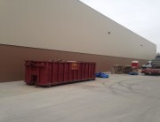 Exterior Industrial Building Painting - Detroit, MI