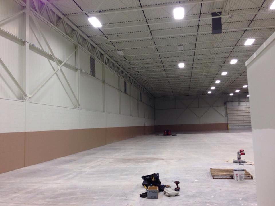 Warehouse Painting - Southeast Michigan