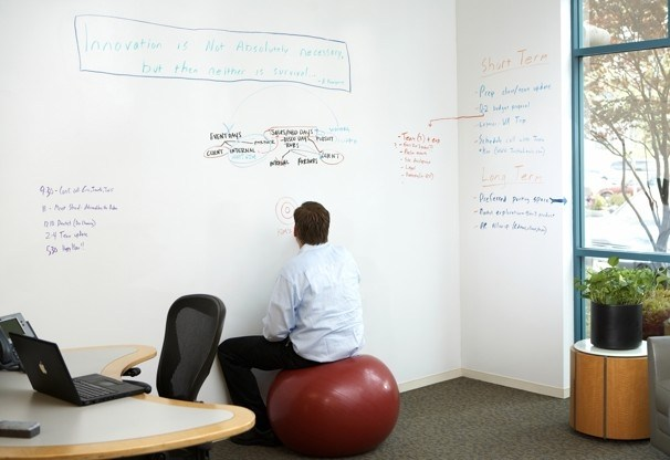 Dry Erase Wall Coatings