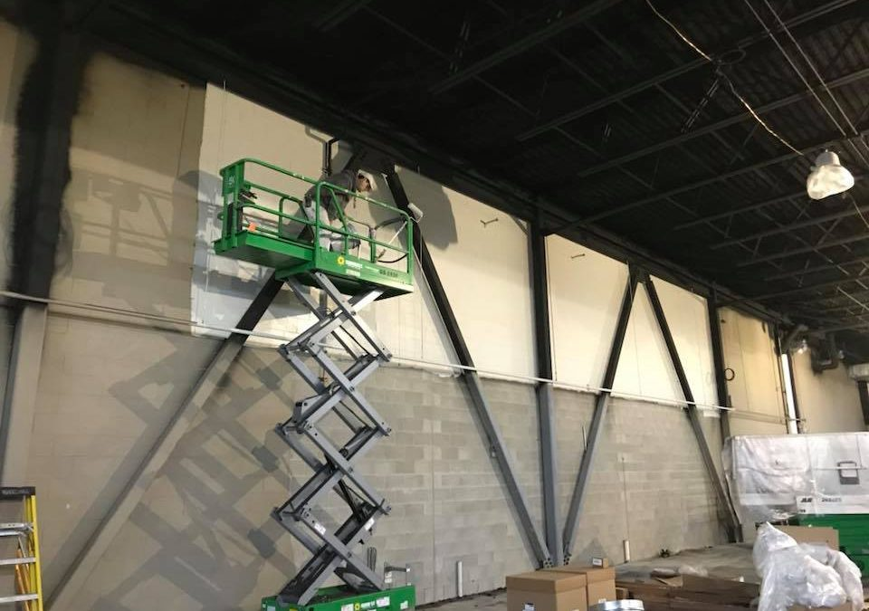 Benefits of Building Maintenance Painting