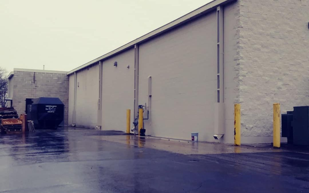 Extend the Life of Your Commercial Building with Maintenance Painting