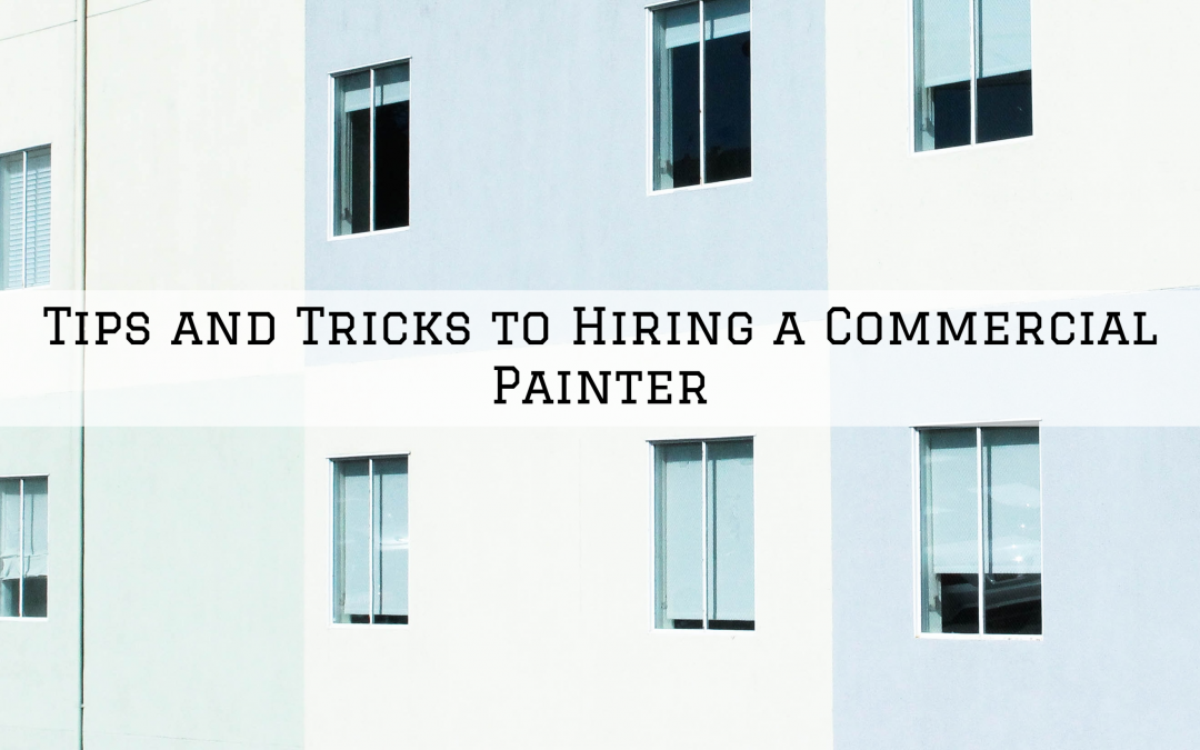 Avoid These Mistakes Before Hiring A Commercial Painter in Chesterfield, MI
