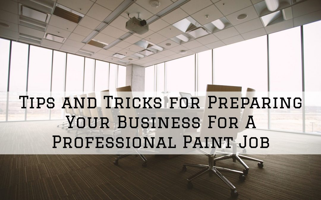 Tips and Tricks for Preparing Your Business For A Professional Paint Job in Macomb, MI