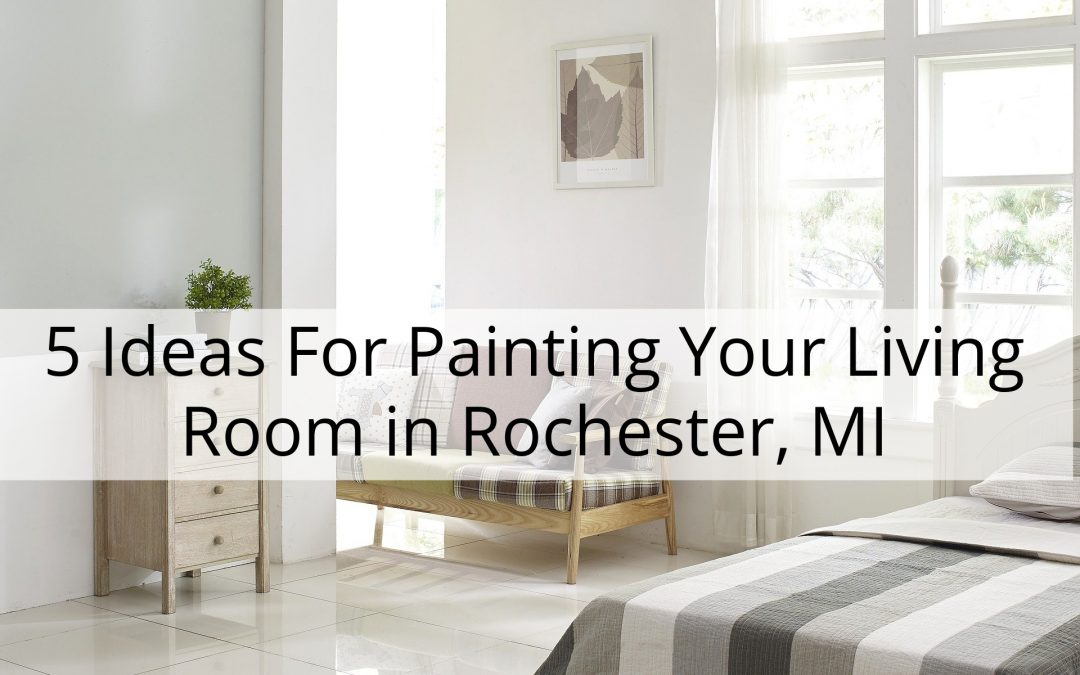 Tactics To Figure Out How Much An Interior Commercial Paint Job Will Cost in Shelby Township, MI