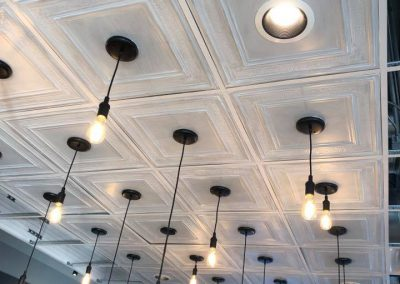 Commercial Interior Painting Ceiling
