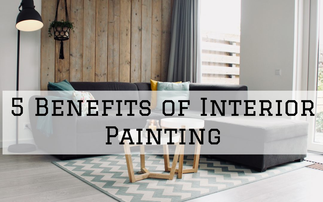2020-04-26 TD Painting Wallcovering New Baltimore MI Benefits Interior Painting