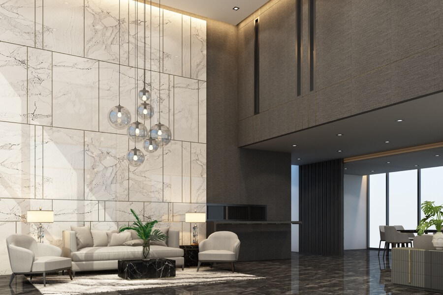 Commercial Wallcoverings Murals